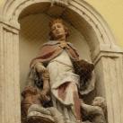 Szent Erzsébet alamizsnát oszt