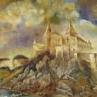 Országház – Vadászterem: Öt híres magyar vár