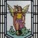 A Hazatérés templomának üvegablakai I.