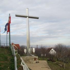 Harsány-hegyi csata emlékműve
