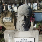 Bóna Kovács Károly síremléke