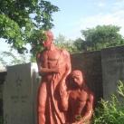 Pataki Ferenc partizánparancsnok és társai síremléke