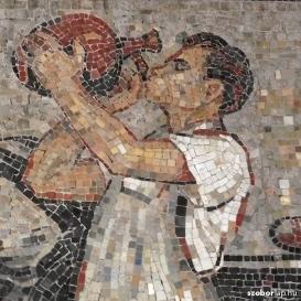 Mozaik kompozíció I.