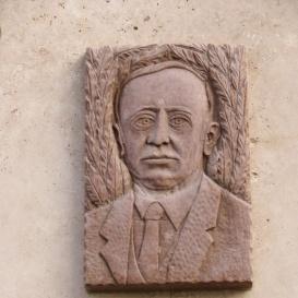 Dr. Puky Árpád-emléktábla