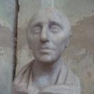 Ürményi József mellszobra