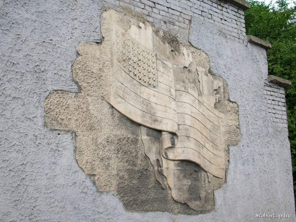 87186abb33 Budapesti Amerikai temető domborműve – Köztérkép