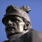 I.és II. világháborús emlékmű