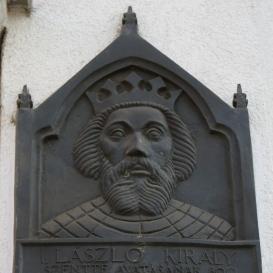 Szent László-dombormű