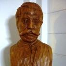 Arany János-mellszobor