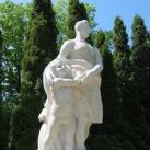 Farkas Mátyás síremléke