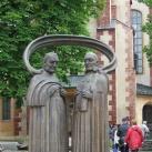 Štefan Moyzes és Karol Kuzmány