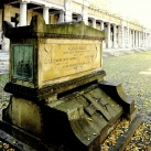 Alpár Ignác síremléke