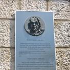 Szabó Lőrinc-emléktábla