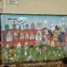 Városszépítő gyerekalkotás