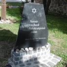 Elhurcolt zsidó polgárok emlékköve