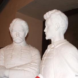 Petőfi Sándor és Arany János