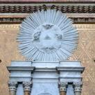 Szent Kereszt-oltár szobrai