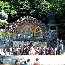 szentkút térkép A szentkúti szabadtéri oltár mozaikkompozíciója   Mátraverebély
