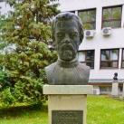 Fodor József mellszobra