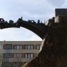 Mosztári híd lerombolása