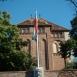 Emlékzászló Budavár visszafoglalásának 250. évfordulójára