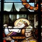 IX. Gergely pápa szentté avatja Árpád-házi Szent Erzsébetet