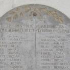 I. világháború zsidó hősi halottainak emléktáblája