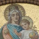 Patrona Hungariae-mozaik