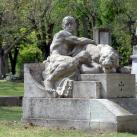 Vitéz Vági Imre százados síremléke