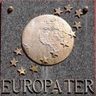 Európa tér-emléktábla