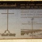 Hortobágyi kényszermunkatáborba elhurcoltak emlékére