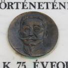 Márki Sándor-emléktábla