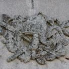 I. és II. világháborús áldozatok emléktáblái