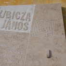 Kubicza János emléktáblája