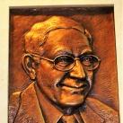 Dr. Jólesz Ferenc emléktáblája