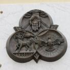 A Szentháromság-templom emléktáblája