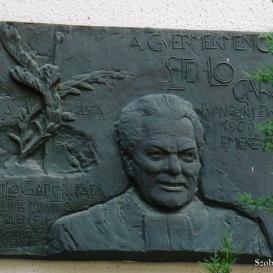 Sztehlo Gábor-emléktábla