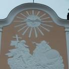 Szentháromság relief
