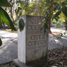 Odessza-emlékkő