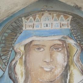 Mária és a gyermek Jézus