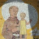 Páduai Szent Antal-mozaik