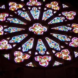 Szent Péter és Pál Székesegyház üvegablakai