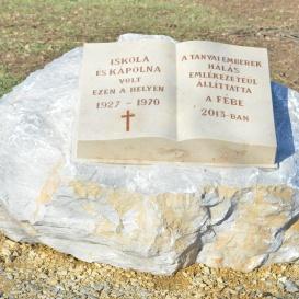 Vasút-tanyai emlékmű