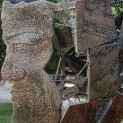 Kisvárdai János szobra