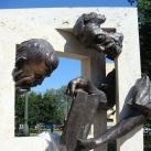 Wass Albert-emlékmű