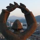 Győzelmi-szobor Kale erőd