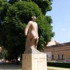 Andrei Mureşanu szobra