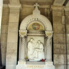Than Károly síremléke