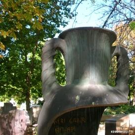 Devecseri Gábor síremléke