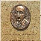 Finta Sándor-emléktábla